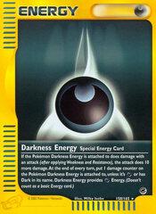 Darkness Energy - 158/165 - Rare - Reverse Holo
