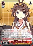 Tea Time Kongo - KC/S31-E061 - RR