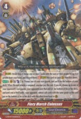 Fiery March Colossus - G-BT05/040EN - R