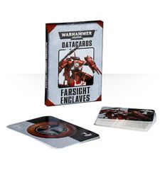 Datacards: Tau Empire - Farsight Enclaves (7th)
