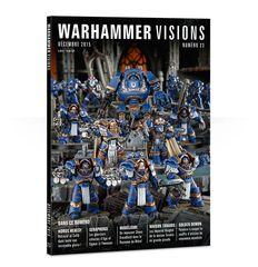 Warhammer: Visions 23