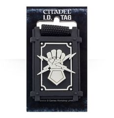 Citadel I.D. Tag - Crusade Badge