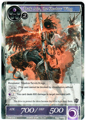 Dark Arla, the Shadow Wing - TTW-079 - U - 1st Edition