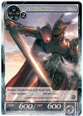 Mechanical Knight - TTW-094 - C - 1st Edition