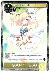 Fairy of the Lake - TTW-005 - C - 1st Edition (Foil)