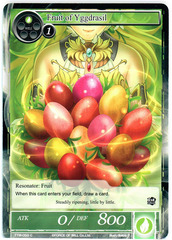 Fruit of Yggdrasil - TTW-059 - C - 1st Edition (Foil)