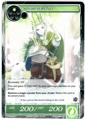 Servant of Reflect - TTW-065 - C - 1st Edition (Foil)