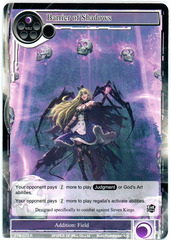 Barrier of Shadows - TTW-073 - R - 1st Edition (Foil)