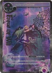Barrier of Shadows - TTW-073 - R - 1st Edition - Full Art