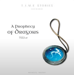 T.I.M.E Stories: A Prophecy of Dragons 7553 AT Expansion