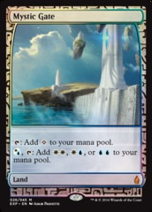 Mystic Gate Expedition - Foil