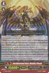 Interdimensional Beast, Metallica Phoenix - G-TD06/001EN - TD on Channel Fireball