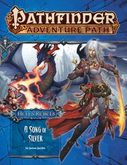 Pathfinder Adventure Path #100 - A Song of Silver (Hell's Rebels 4 of 6)