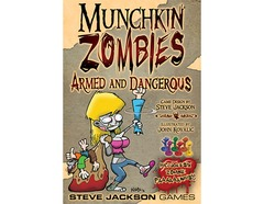 Munchkin Zombies: Armed and Dangerous Box Set