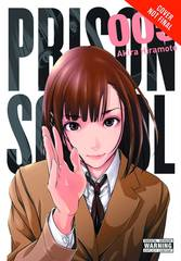 Prison School Graphic Novel Vol 03 (Mature Readers)