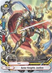 Actor Knights Justice - BT03/0102EN - C - Foil