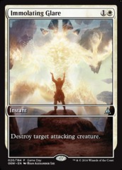 Immolating Glare - Game Day Promo