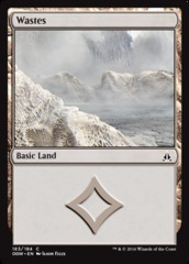 Wastes (183) (Non-Full Art)