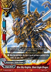 Blue Sky Knights, Slash Eagle Dragon - EB02/0018 - U - Foil