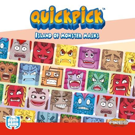 Quickpick: Island of Monster Masks