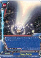 Hyper Energy  - H-BT01/0039EN - R - Foil