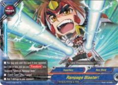 Rampage Blaster!!  - H-BT01/0041EN - R - Foil