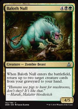 Baloth Null - Foil