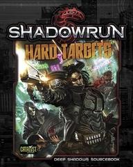 Shadowrun Hard Targets Campaign Book