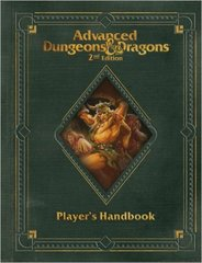 2nd Edition Premium Player's Handbook