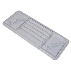 Zen Bins: Trays  3-Pack (Clear)