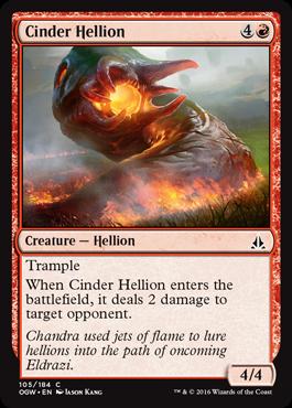 Cinder Hellion