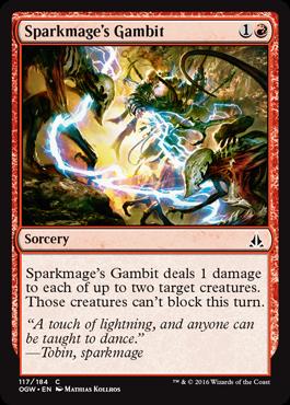 Sparkmages Gambit