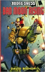 Judge Dredd #2: Bad Moon Rising