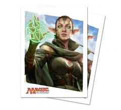 Oath of the Gatewatch Nissa 80ct Card Sleeves