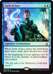 Oath of Jace (Oath of the Gatewatch Prerelease Foil)