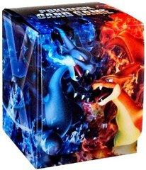 Pokemon Mega Charizard X & Mega Charizard Y Deck Box