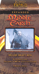 Lord of the Rings Trading Card Game TCG: GRIMBEORN Expanded Middle Earth Deluxe Draft Box