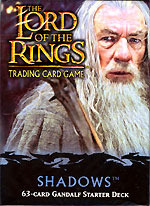 Shadows Gandalf Starter Deck