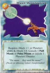 Moon Destruction