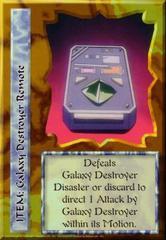 Galaxy Destroyer Remote