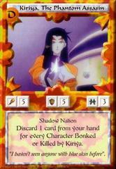 Kiriya The Phantom Assassin