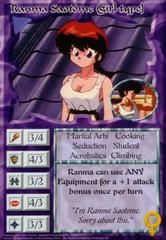 Ranma Saotome (girl type)