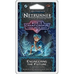 2015 Android: Netrunner LCG World Champion Corp Deck