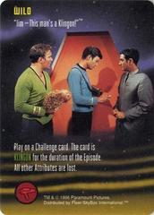 Jim - This man's a Klingon!