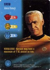 Admiral Komack
