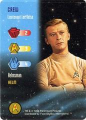 Lieutenant Lee Kelso