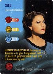 Lieutenant Mira Romaine