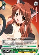 Cat Ears, Mikuru - SY/W08-E037 - U