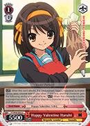 Happy Valentine Haruhi - SY/W08-E062 - U