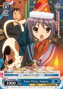 Xmas Party, Nagato - SY/W08-E088 - C